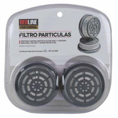 Filtro de Partículas V-7800 P3 Rígido
