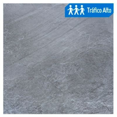 Piso Atacama Grafite 60x60cm rendimiento: 2.20m2