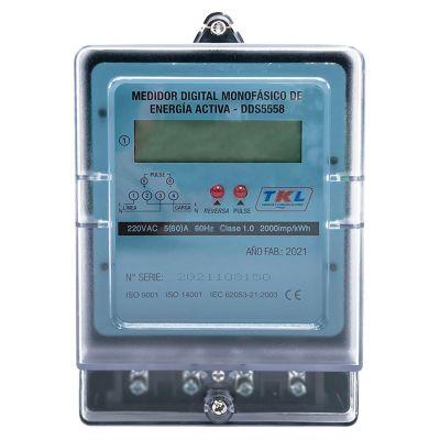 Medidor Digital Monofásico 60A