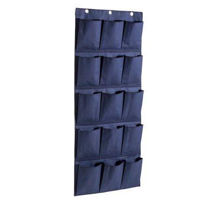 Zapatera Vertical Lona 15 Compartimentos