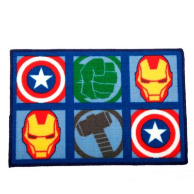 Alfombra Avengers 40x60 cm