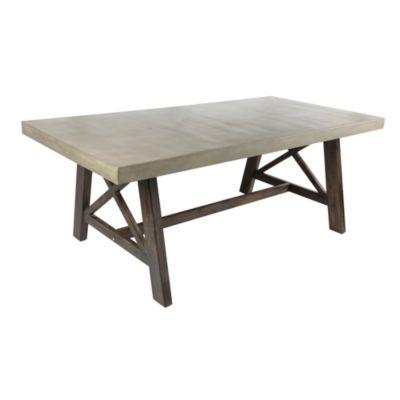 Mesa rectangular 200x100cm