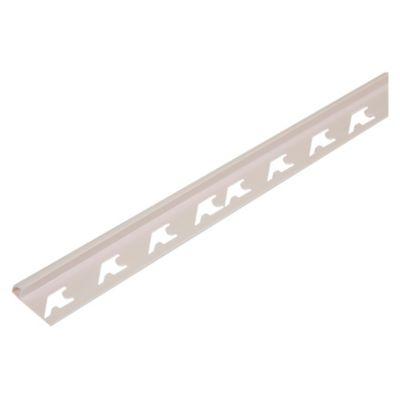 Perfil para Revestimiento PVC Porcelanato Rosa