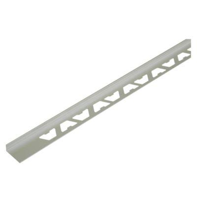 Junta de Decoración Aluminio Satinado Plata