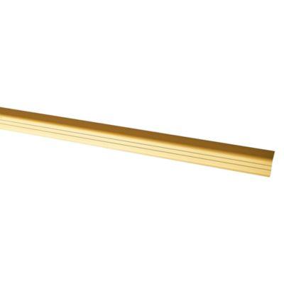 Perfil para Revestimiento Oro Adhesivo 8mm x 0.9m
