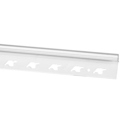 Canaleta de Aluminio 1mmx90cm
