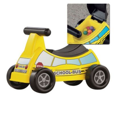 Carrito de Autobús Escolar