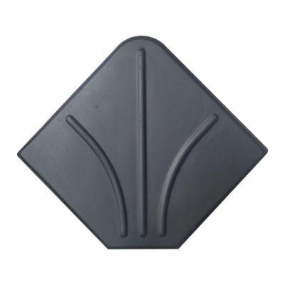 Base de concreto para sombrilla 47x47 cm