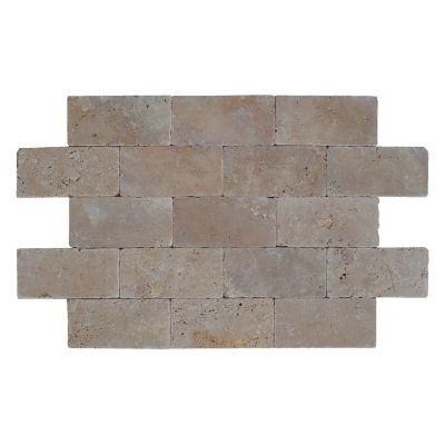 Mosaico Travertino 10x20cm
