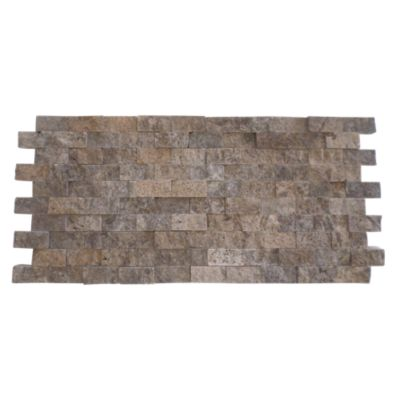 Mosaico Split Gris 30.5x30.5cm 0.56m2