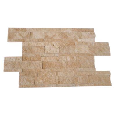 Mosaico travertino 20.3x61cm 0.5m2