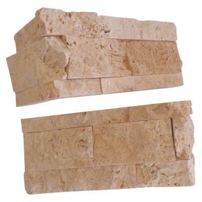 Mosaico Corner Marfil 10x20cm 0.20m2