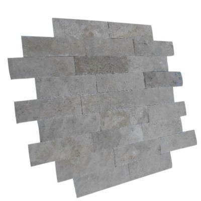 Mosaico Nuez Gris 10cm 0.24m2