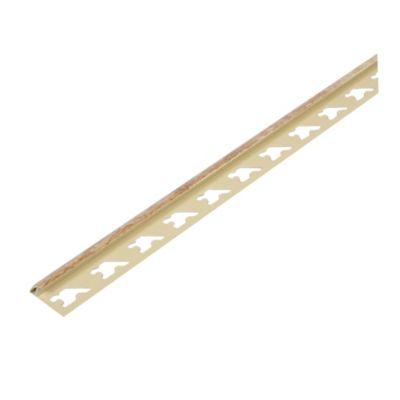 Perfil de Revestimiento PVC Marmoleado Beige 255111