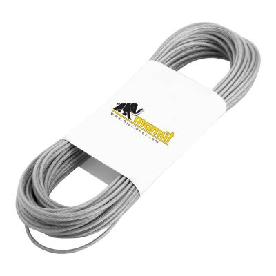 Kit cable verde 1/16-3/32 20 mt