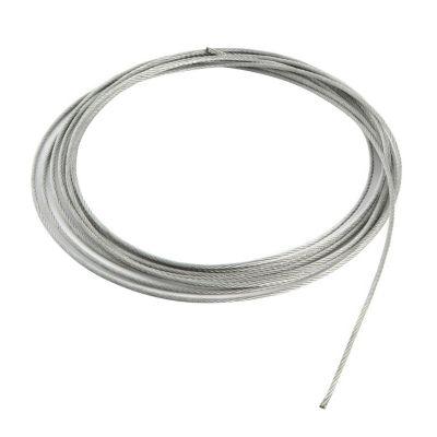 Cable galvanizado 6x7 + FC 1/8
