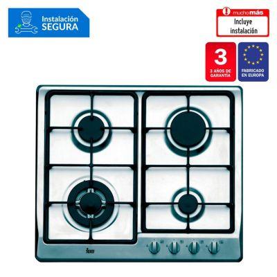 Cocina Empotrable 4 Quemadores EH 60