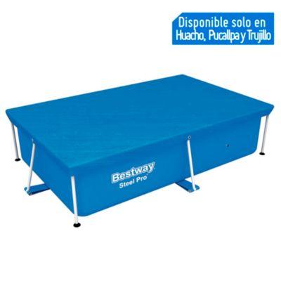 Cobertor piscina rectangular 2.39x1.50m
