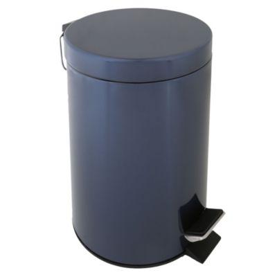 Papelero metalizado 5L
