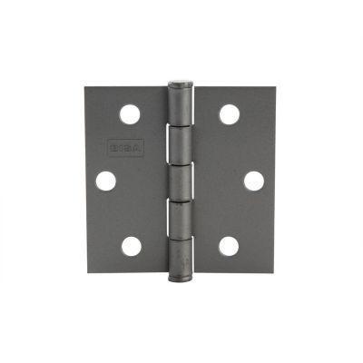"""Bisagra 3"""" x 3'' Aluminio"""