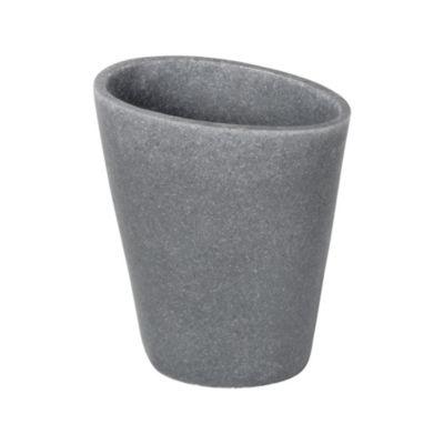 Vaso piedra gris 10x10cm