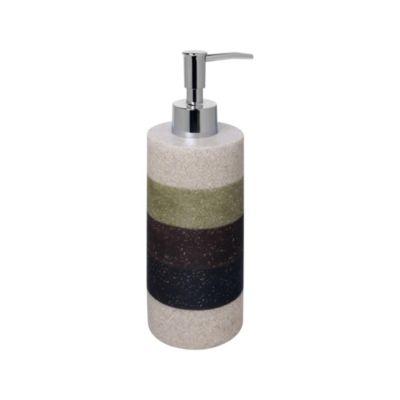 Dispensador de jabón Étnico 20x7cm