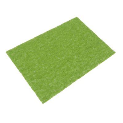 Individual spunge verde 45x30cm