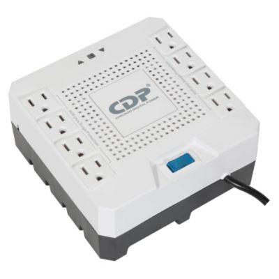 Estabilizador Automático de Voltaje R-AVR 1808i