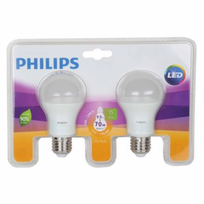 Led Bulb 9.5W Luz Cálida