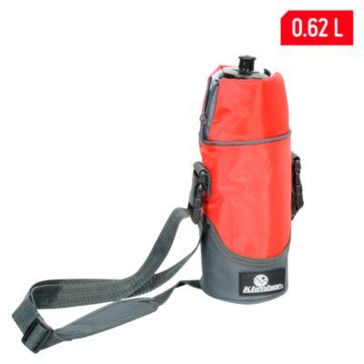 Bolso térmico 0,5L roja + botella