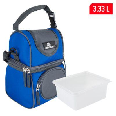 Lonchera térmica 3L Azul