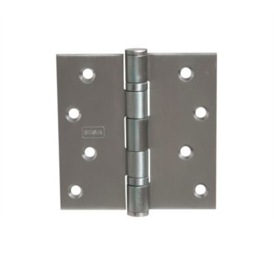 "Bisagra 4"" x 4"" Acero Inoxidable"