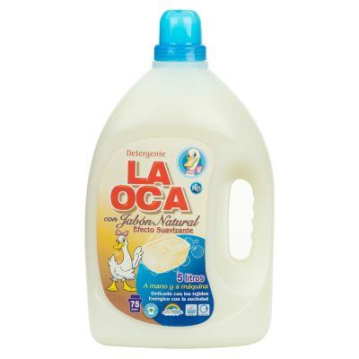 Detergente Jabón Natural 5L