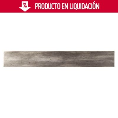 Piso de Madera Bambú Gris 91x13cm 1.92m2