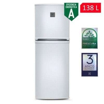 Refrigeradora Electrolux 144L ERT18G2HNW