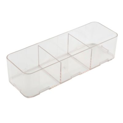 Organizador de cajón Clarity 3D 11x30x8