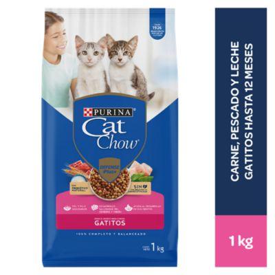 Cat Chow Gatitos 1kg