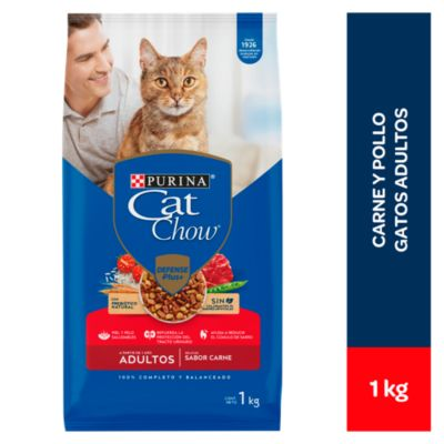 Cat Chow Adultos Carne 1kg