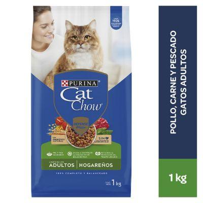 Cat Chow Adultos Hogareños 1kg