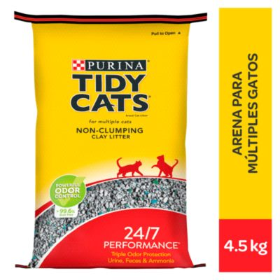 Tidy Cats Arena Sanitaria para Gatos 4.54kg