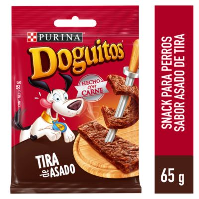 Doguitos Adultos Snacks Asado de Carne 65gr