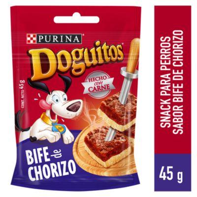 Doguitos Bife de Chorizo Sobre 45gr