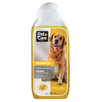 Shampoo Daily Care adultos 400ml