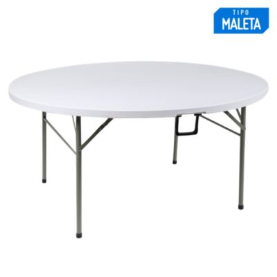 Mesa plegable 150 cm
