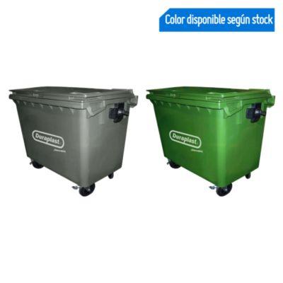 Contenedor de basura 660L