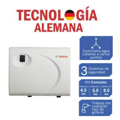 Calentador eléctrico Tronic 9500W