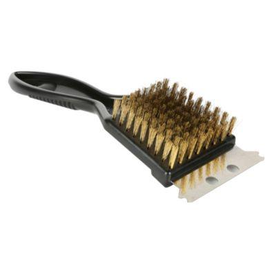 Cepillo para parrilla 2 funciones