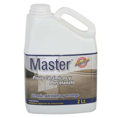 Limpiador de porcelanato 2L