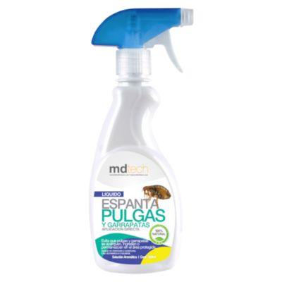 Líquido espanta pulgas y garrapatas 500 ml