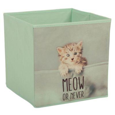 Caja Meow 27x28x27cm